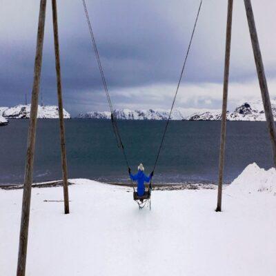 Северный Ледовитый океан Териберка Мурманск