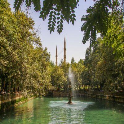 Шанлыурфа Месопотамия Турция