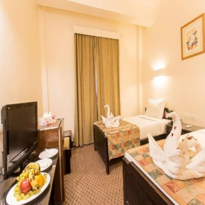 Hapi Hotel Асуан Египет