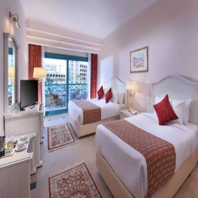 Hotelux Marina Beach Hurghada 4 Хургада Египет