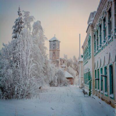 Деревня Красная горка Архангельская область