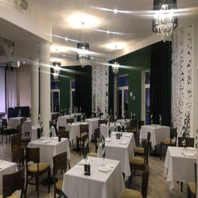 Ресторан 1 туристический комплекс «Голубино» Архангельская область