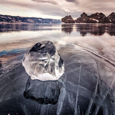 Байкальский лед 1