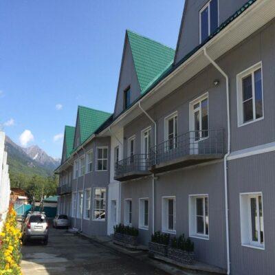 Гостиница «Иркут» Аршан Байкал
