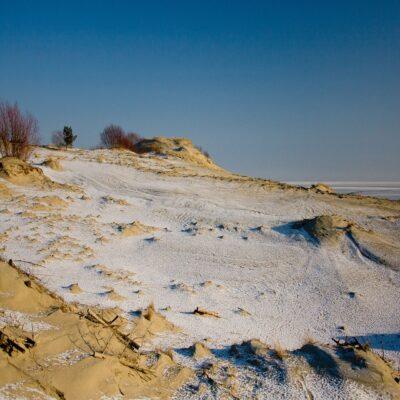 Дюна Эфа на Куршской косе Калининградская область
