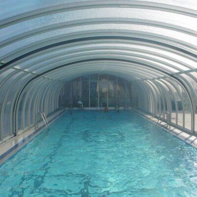 Крытый бассейн в отеле «Олимп» 4 Светлогорск Калининградская область