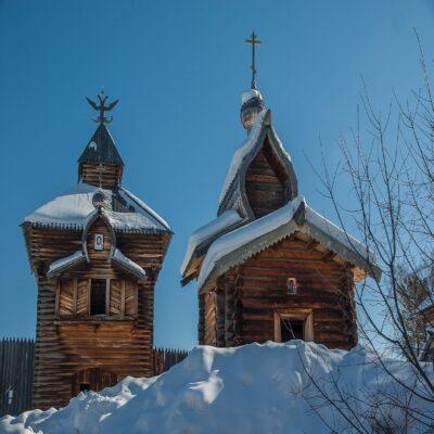 Музей «Тальцы» 1 Байкал