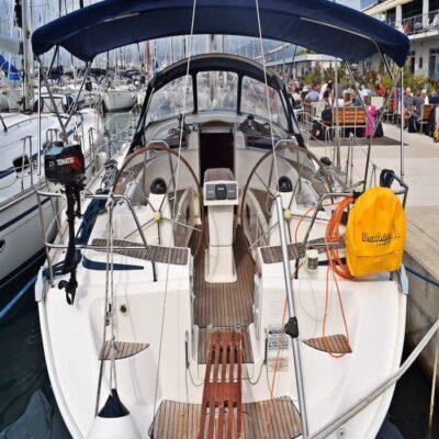 Яхта Bavaria 50