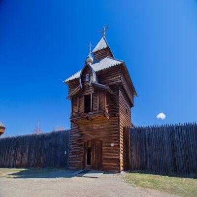Архитектурно этнографический музей «Тальцы» 1 Россия