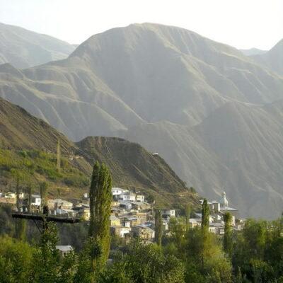 Аул Ахты Дагестан