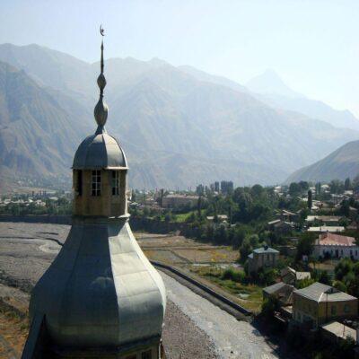 Ахтынская мечеть Дагестан