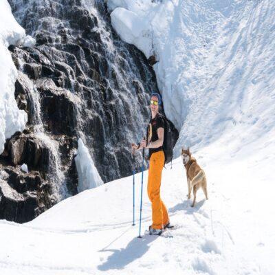 Выход на склоны Камчатка