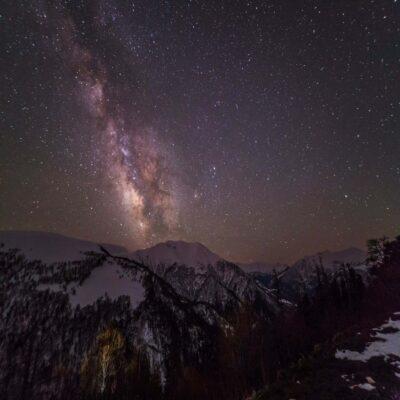 Горы и звезды Архыз