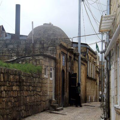 Девичья баня в магале Дербента Дагестан