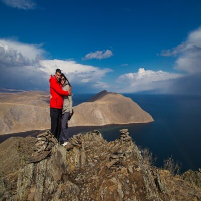Инстаграмные виды на Байкал Россия