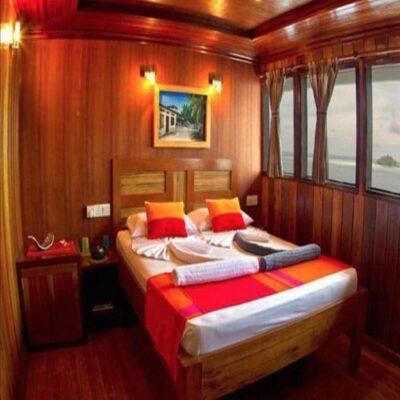 Каюта Яхта Princess Rani Мальдивы Exotictime