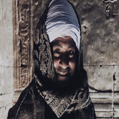 Местный житель Египет