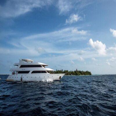 Яхта Princess Rani Мальдивы Exotictime
