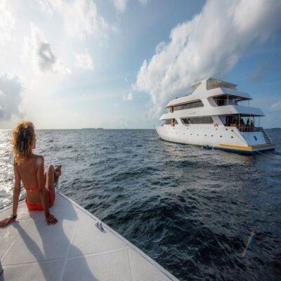 Яхта Princess Rani 1 Мальдивы Exotictime