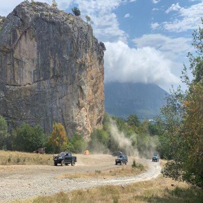 Джип-тур к вершине Южной Демерджи Крым