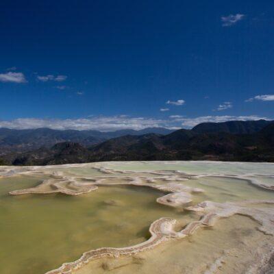 Иерве-эль-Агуа Оахака Мексика