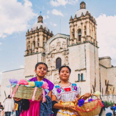 Оахака Мексика