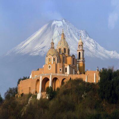 Пуэбла Мексика