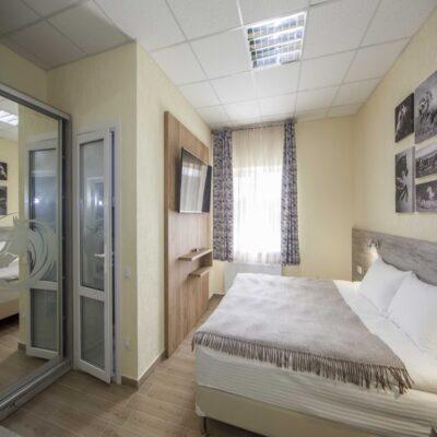 Эко отель «Экорест» Крым