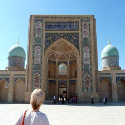 Медресе Барак-хана в Ташкенте Узбекистан