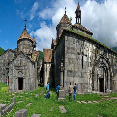 Монастырь Ахпат Армения