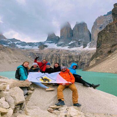 Национальный парк Торрес дель Пайн Чили