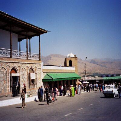 Пенджикент Таджикистан