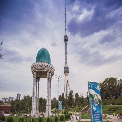 Ташкентская телебашня Узбекистан