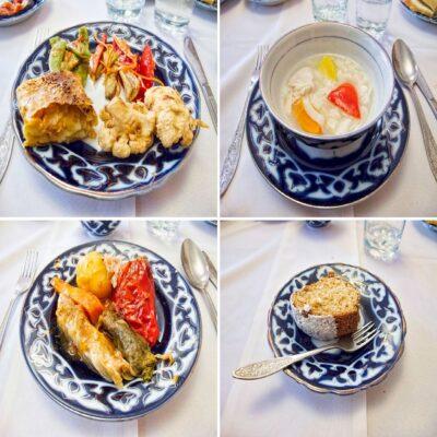 Узбекская кухня Узбекистан