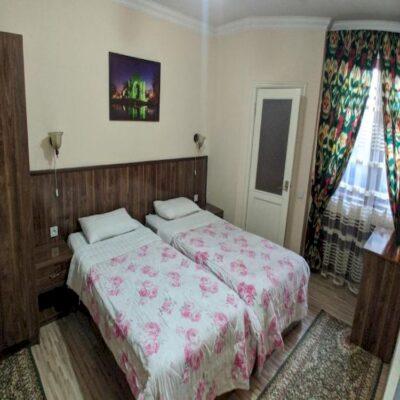 Гостиница Dilshoda Самарканд Узбекистан