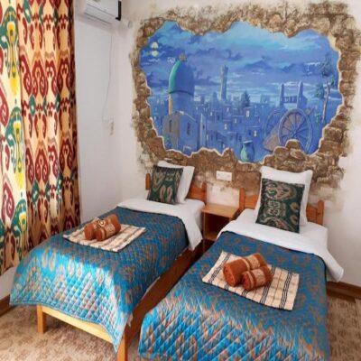 Гостиница Samani Bukhara Бухара Узбекистан