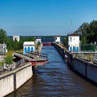 Беломорско Балтийский канал Беломорье