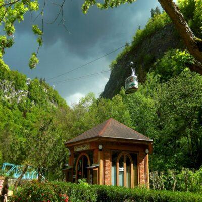 Боржоми Харагульский Национальный парк Грузия