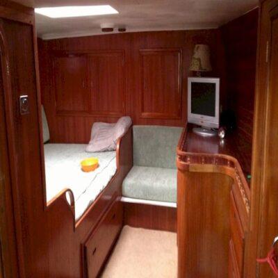 Каюта Яхта Конрад 45