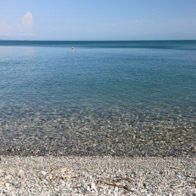 Черное море Пицунда Абхазия