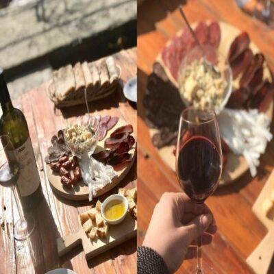 Дегустация на винодельне Alluria Wines Армения