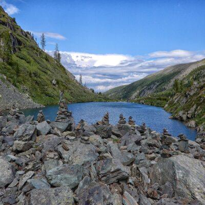 Каракольское озеро Алтай