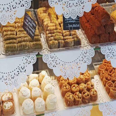 Татарские сладости Крым