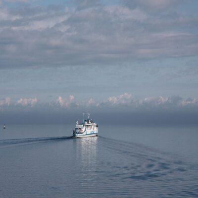 Бескрайняя Ладога Ладожское озеро Карелия