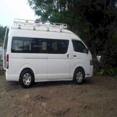 Автобус Эфиопия Alter.travel