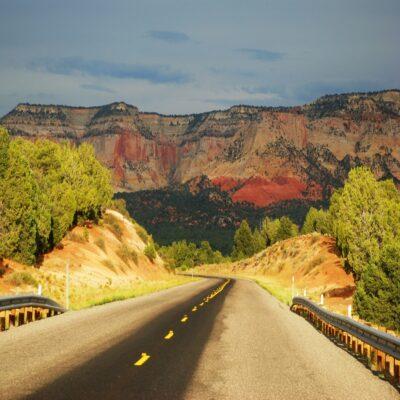 Дорога в Седону США