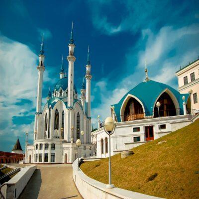 Мечеть Кул-Шариф Казань Татарстан