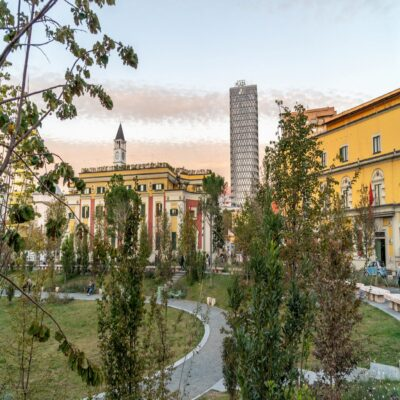 Тирана Албания