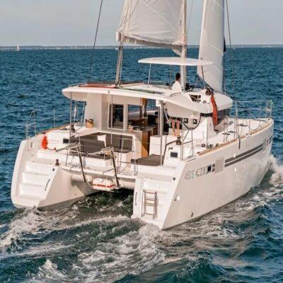 Яхта Lagoone 450