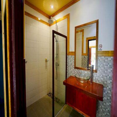 Ванная комната Veli Beach Inn 3 Мативери Мальдивы